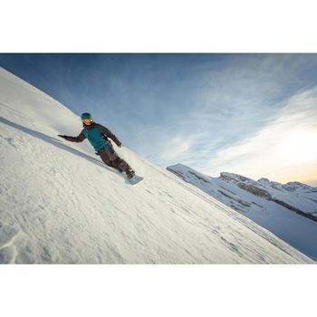 Chaussures de snowboard homme piste / hors-piste, All Road 900 grises