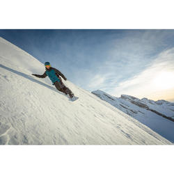 Veste de snowboard (et de ski) homme SNB JKT 900 pétrole