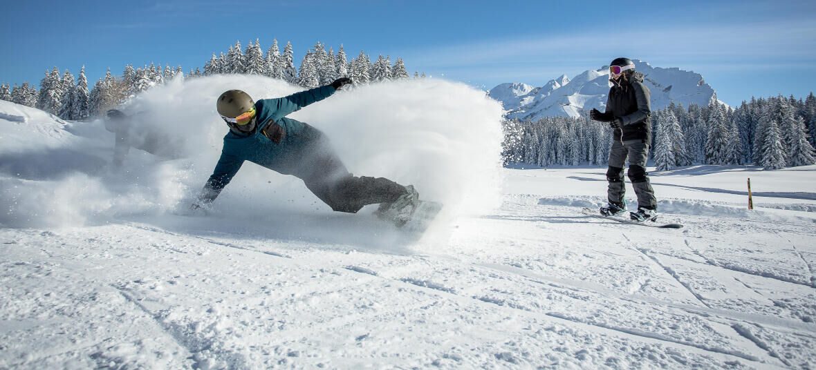 all mountain snowboard