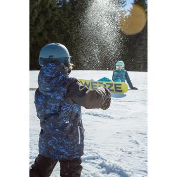 Zelfklevende antislippads voor snowboards.