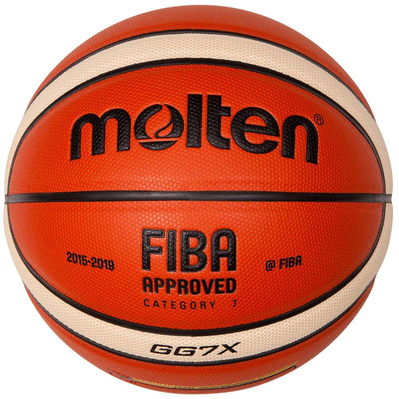 PIŁKI DO KOSZYKÓWKI Kosze i piłki do koszykówki - PIłka Molten GG7X r. 7 MOLTEN - Dzień Dziecka