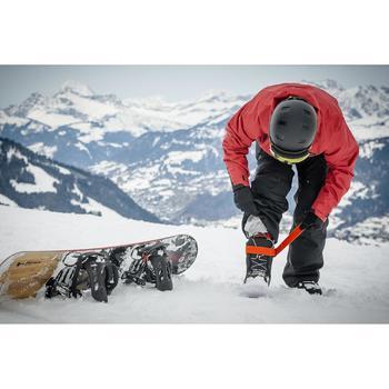 Botas de Snowboard, Wed'ze Foraker 300, All Mountain/Freestyle, Hombre