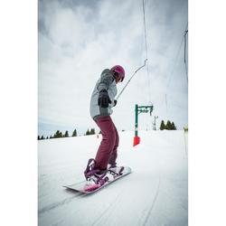 Zelfklevende antislippads voor snowboards