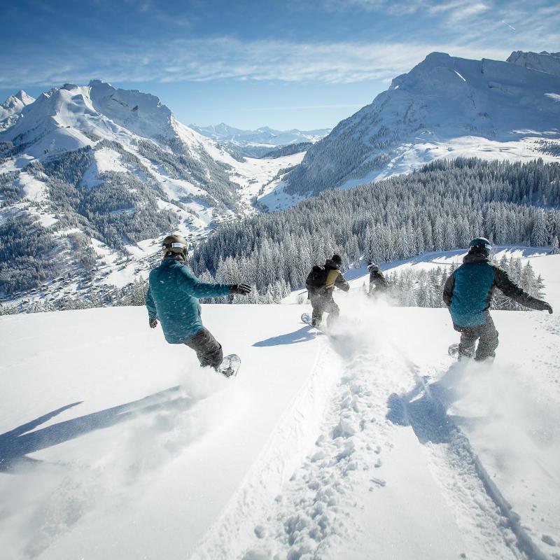 DREAMSCAPE, la marque qui rend le snowboard accessible !