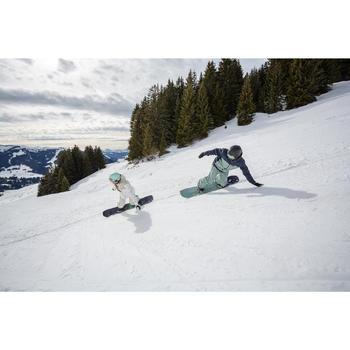 Prancha de Snowboard Pista e All mountain All Road 500 Homem