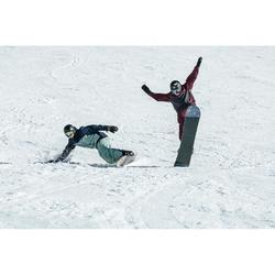 Unisex All-Mountain & Freestyle Snowboard Park & Ride 500