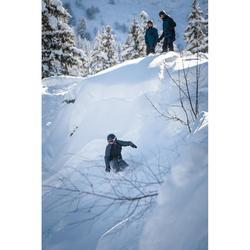 Snowboard- en ski-jas voor dames SNB JKT 900 zwart