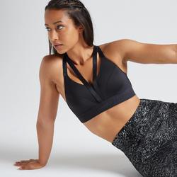 Sport bh fitness 520, zwart
