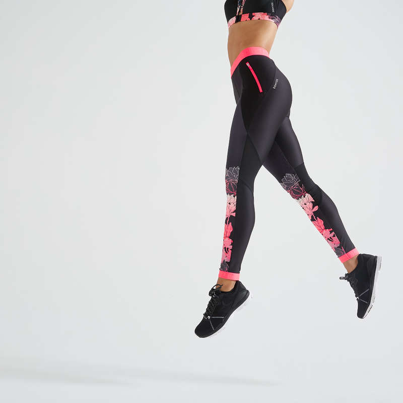 FITNESS CARDIO CONFIRMED WOMAN CLOTHING - FTI 500 Leggings - Black