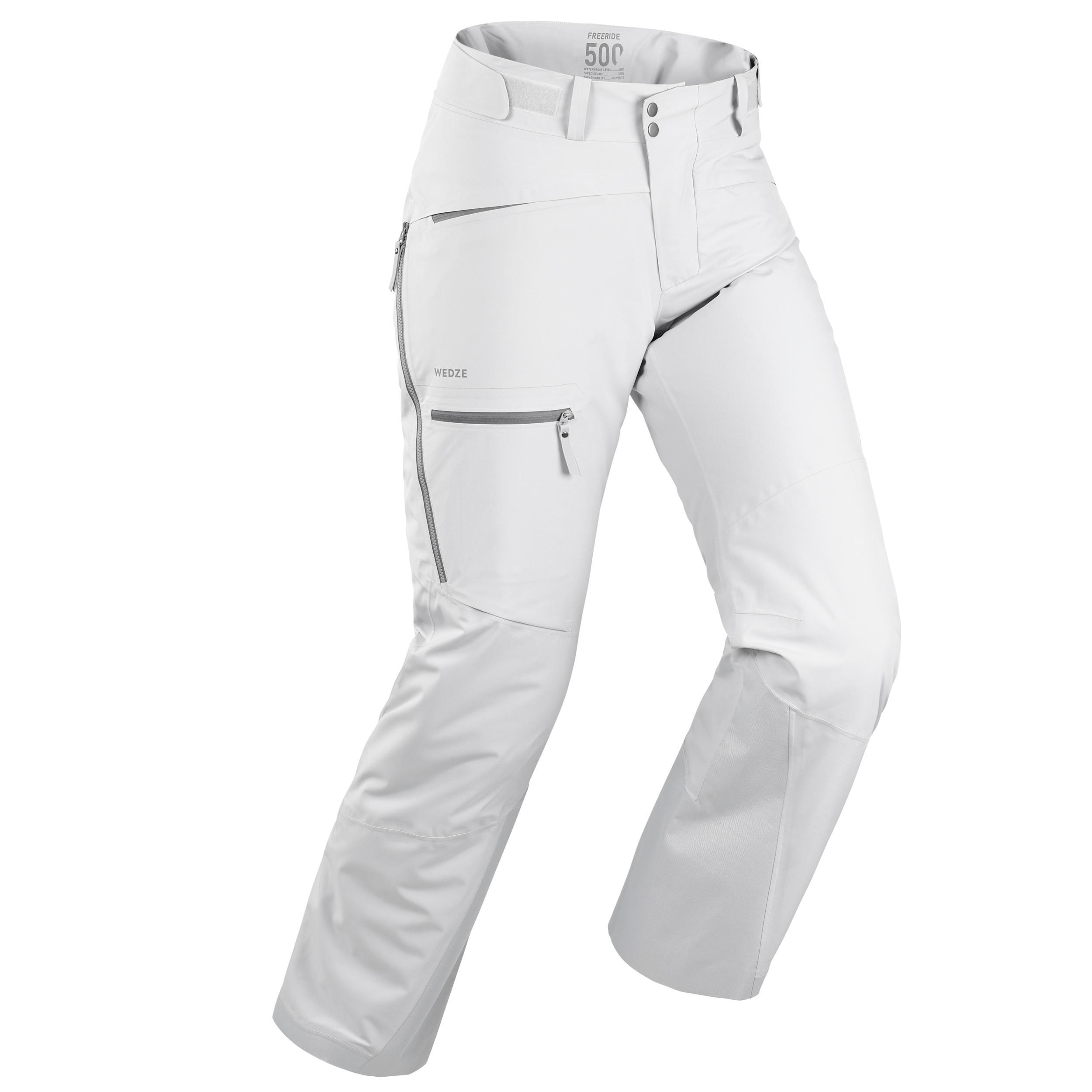 Pantalon schi FR 500 Bărbați imagine