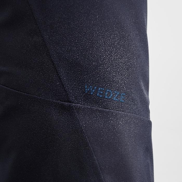 Skihose Freeride 500 Herren marineblau