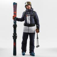 Men's Freeriding Ski Pants FR 500 - Navy