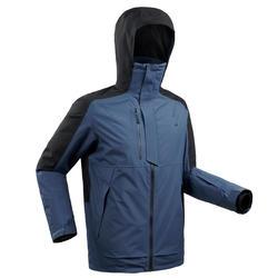 Winterjas heren | Ski jas heren | Freeride FR100 | Blauw | Wedze