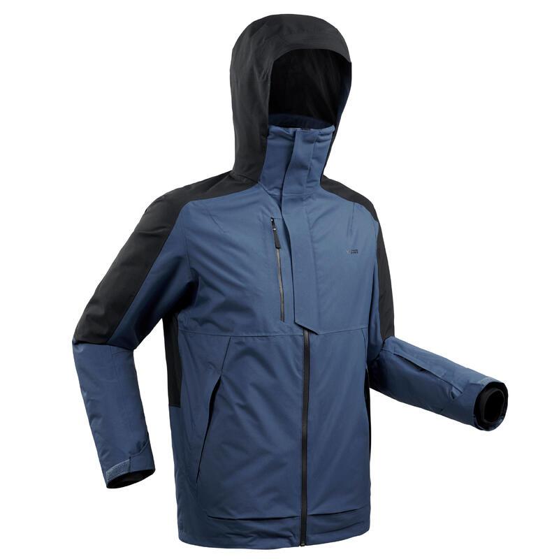 Men's Freeride Ski Jacket Ski - Blue