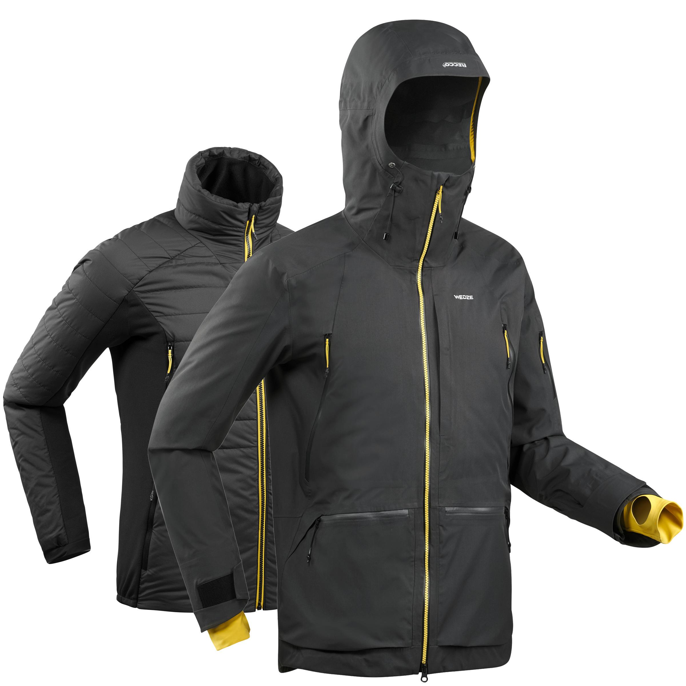 nouveau style e16be 4f4f5 Veste de ski Homme - Doudoune, Blouson | DECATHLON