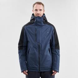 Abrigo Chaqueta Esquí y Nieve Wed'ze FR100 Hombre Azul