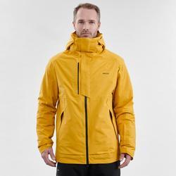 Abrigo Chaqueta Esquí y Nieve Wed'ze FR100 Hombre Ocre