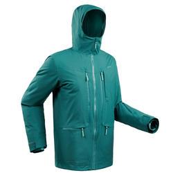 Giacca sci uomo FR500 verde