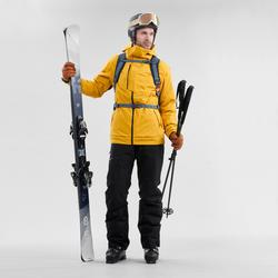 Men's Freeride Ski Pants FR500 - Black