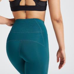 Leggings FTI 500A Fitness-/Cardiotraining Damen blau