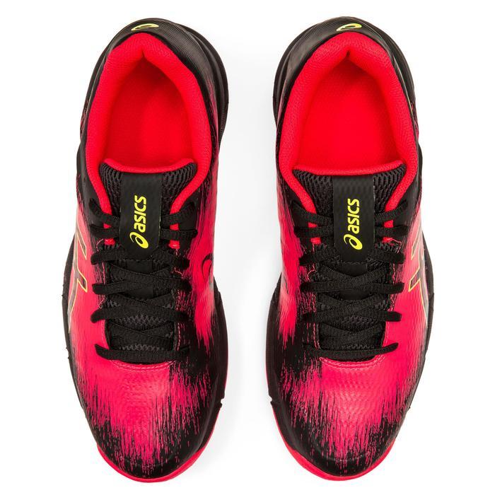 Hockeyschoenen voor dames intensief gebruik Gel-Hockey Typhoon 3 roze