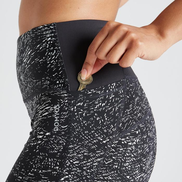 500 Women's Fitness Cardio Training Leggings - Print