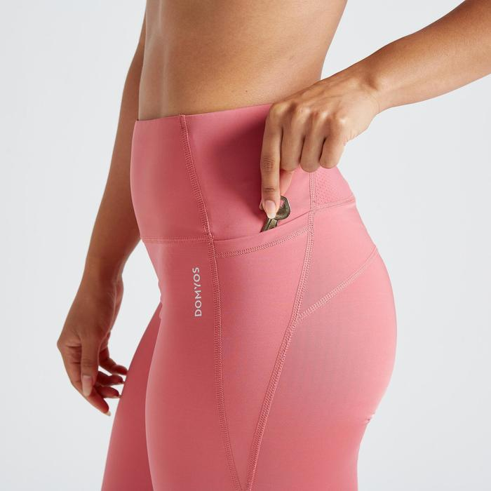 Leggings FTI 500A Fitness Cardio Damen altrosa