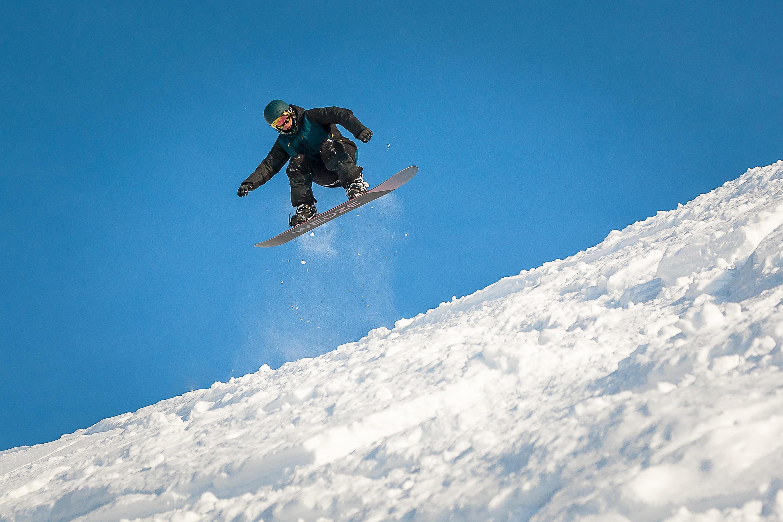 snowboard dreamscape