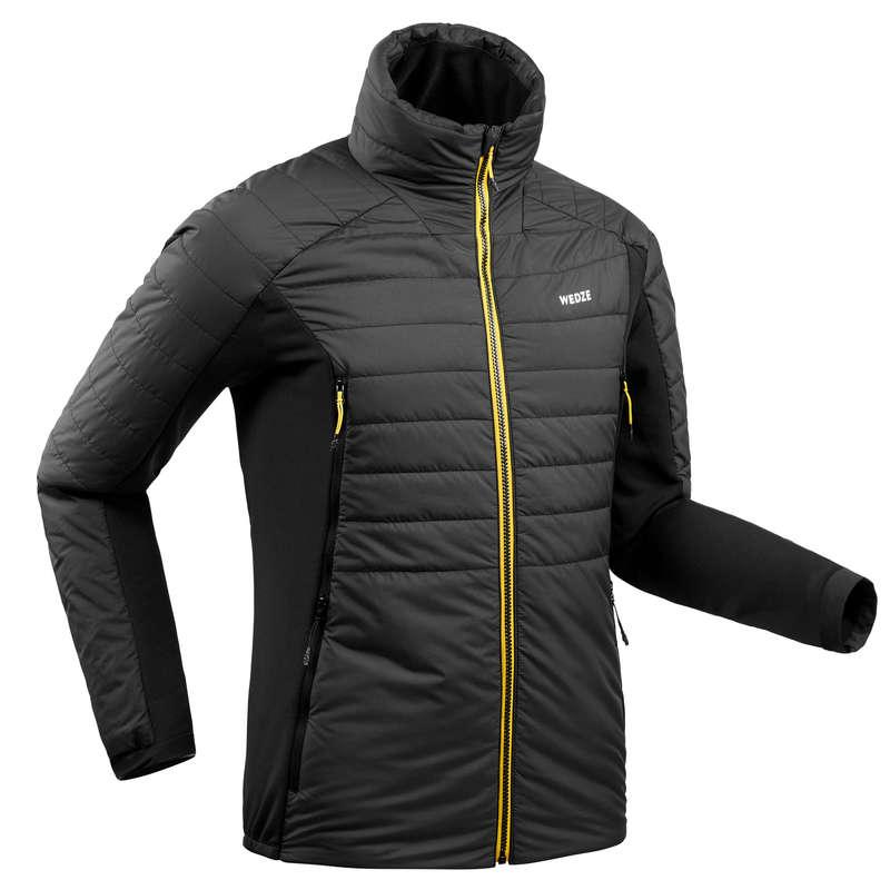 MAN'S FREERIDE SKIING CLOTHING - M Liner Jkt FR Activ 900 - Gry WEDZE