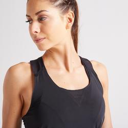 Top FTA 900 Fitness Cardio Damen schwarz