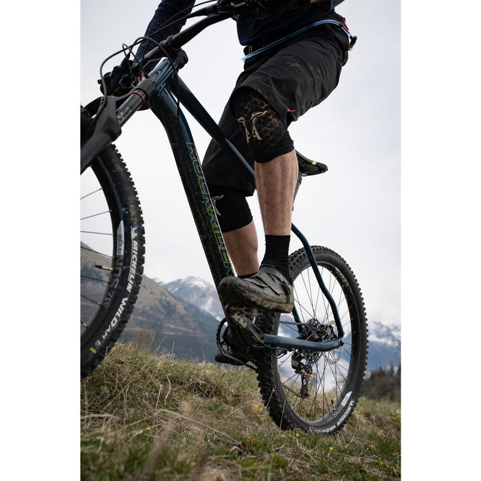 MTB-short voor All Mountain AM 500 zwart