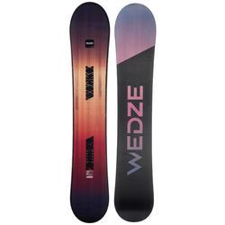 中性滑雪道與自由式滑雪單板滑雪板Bullwhip 700 Dreamscape