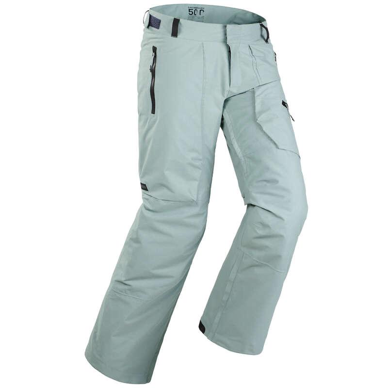 EQUIPEMENT SNOWBOARD HOMME CONFIRME Sci, Sport Invernali - Pantaloni uomo 500 verdi WEDZE - Abbigliamento sci uomo