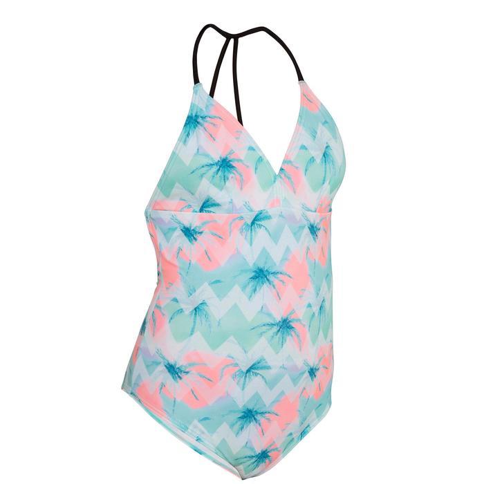 Surfbadpak voor meisjes Himae 500 groen