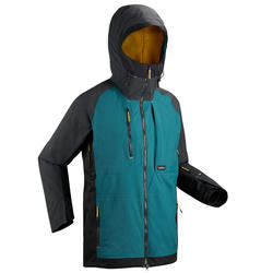 Men's Snowboarding (and skiing) jacket SNB JKT 900 - Petrol
