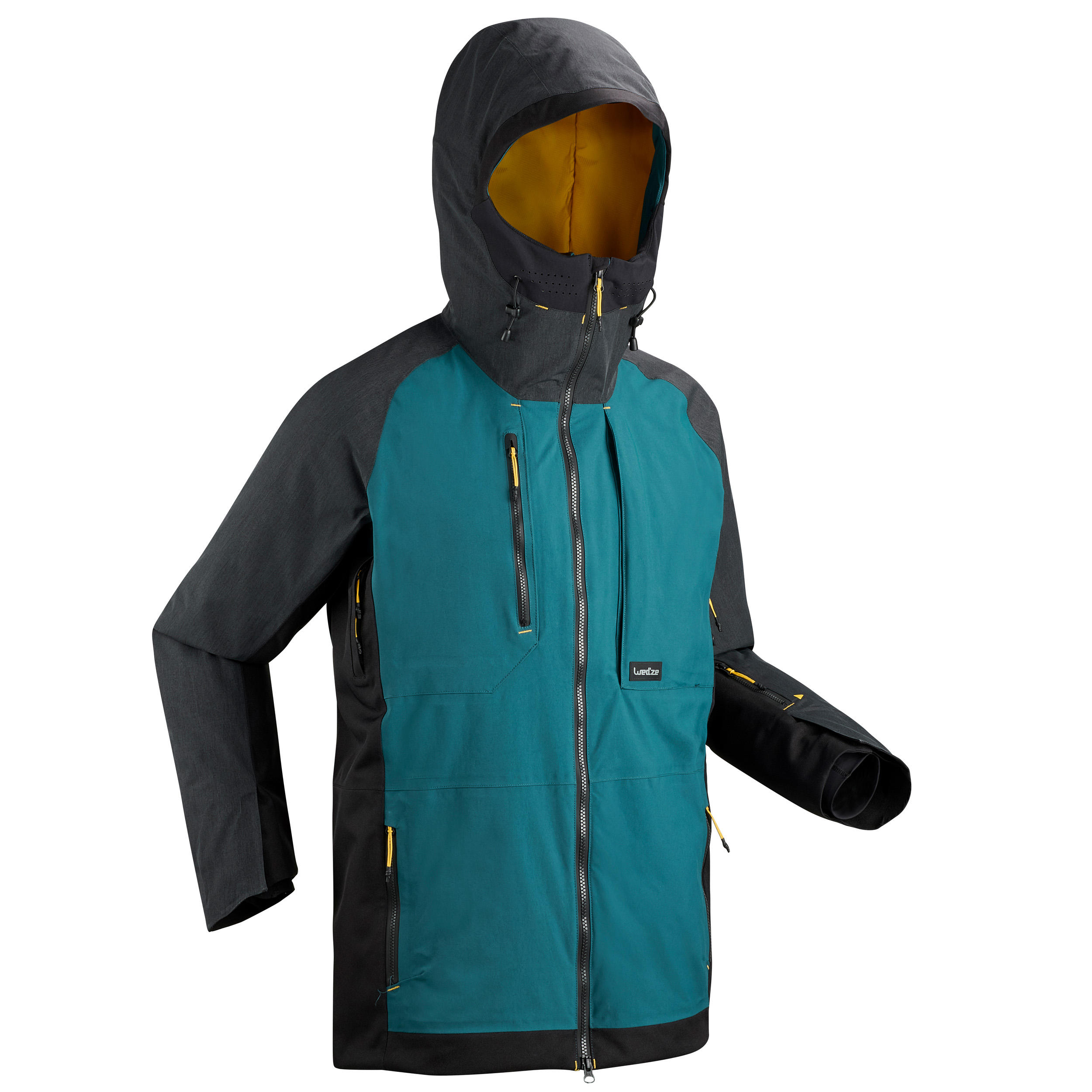 Snowboardjacke Skijacke 900 Herren petrolblau | Sportbekleidung > Sportjacken | Dreamscape
