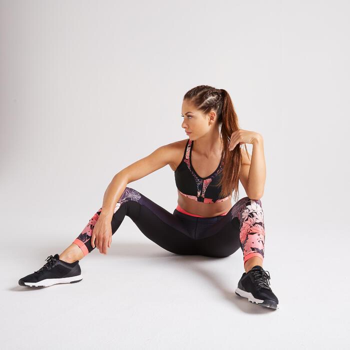 Sport-BH Power FBRA 900 Fitness Cardio Damen schwarz