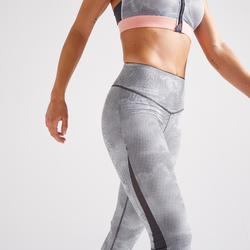 Legging fitness cardio training femme imprimé 900