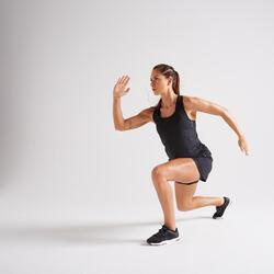 Short entraînement cardio femme noir 900
