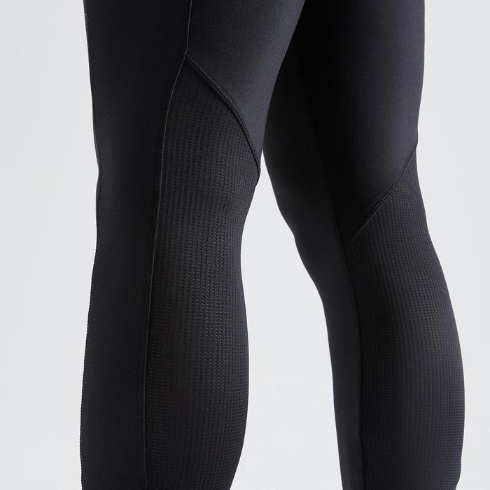 Domyos Fitness Legging 120 Voor Cardiotraining Dames Decathlon Nl