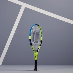 Tennisracket voor kinderen TR130 maat 21 geel