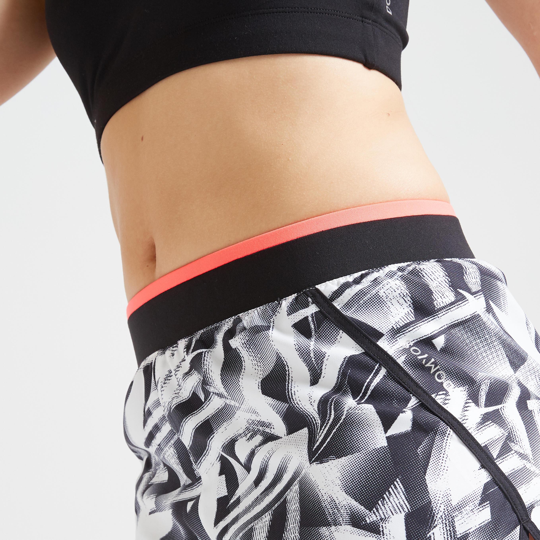 3027540cc255a0 Loose Femme Imprimé Cardio Training Fitness Short Graphique 100 D2HWE9I