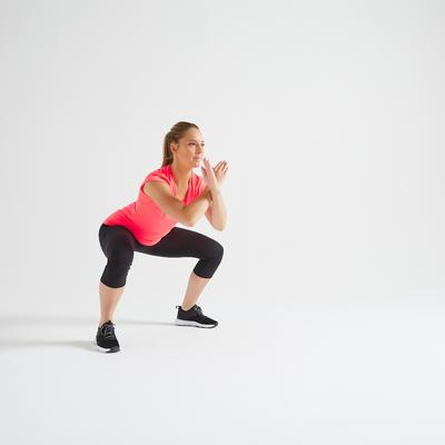 Slim Fitness T-Shirt - Pink