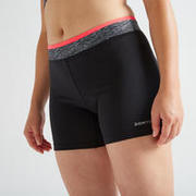 Fitness Skin-Tight Shorts - Black