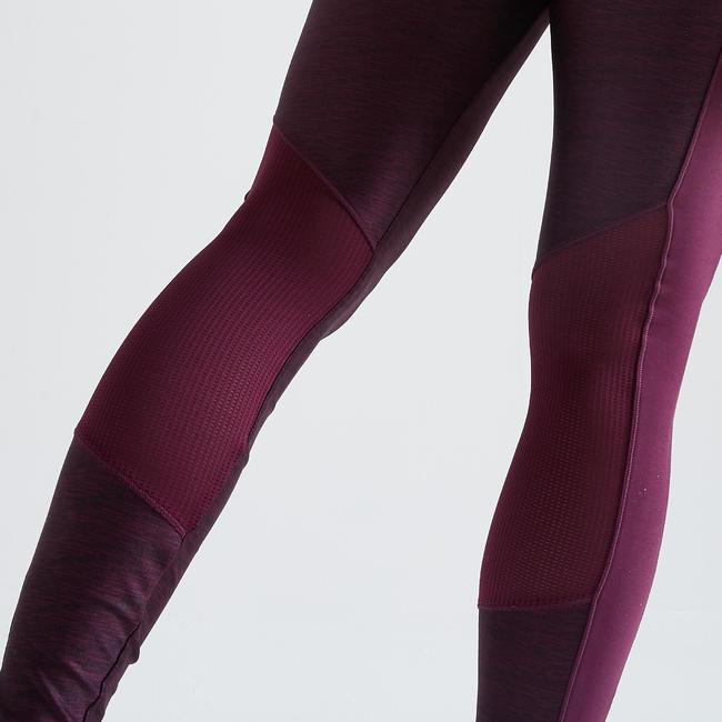Leggings | Women Gym Leggings with Phone Pocket - Decathlon
