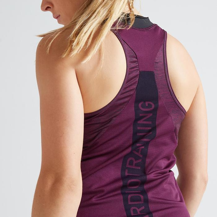 Top FTA 120 Fitness Cardio Damen bordeaux