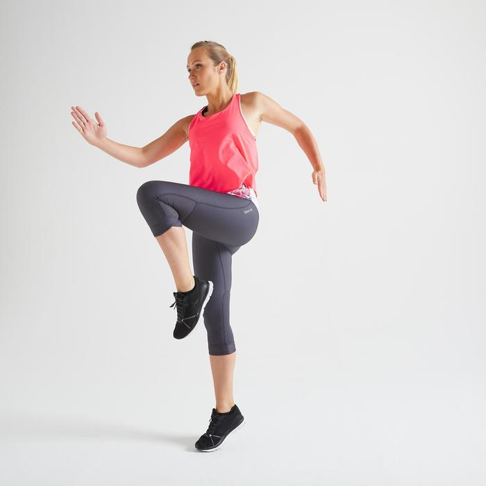 Top 3-in-1 FTA 520 Fitness Cardio Damen rosa/weiß