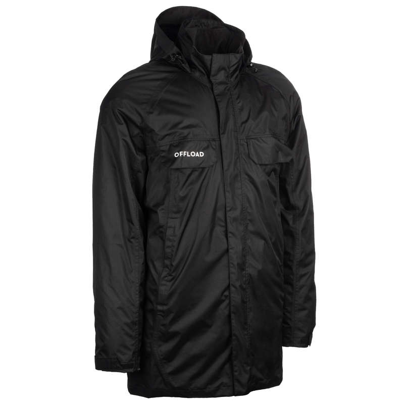 CLUB APPAREL OFFLOAD Rugby - R500 Adult Club Parka OFFLOAD - Rugby Clothing