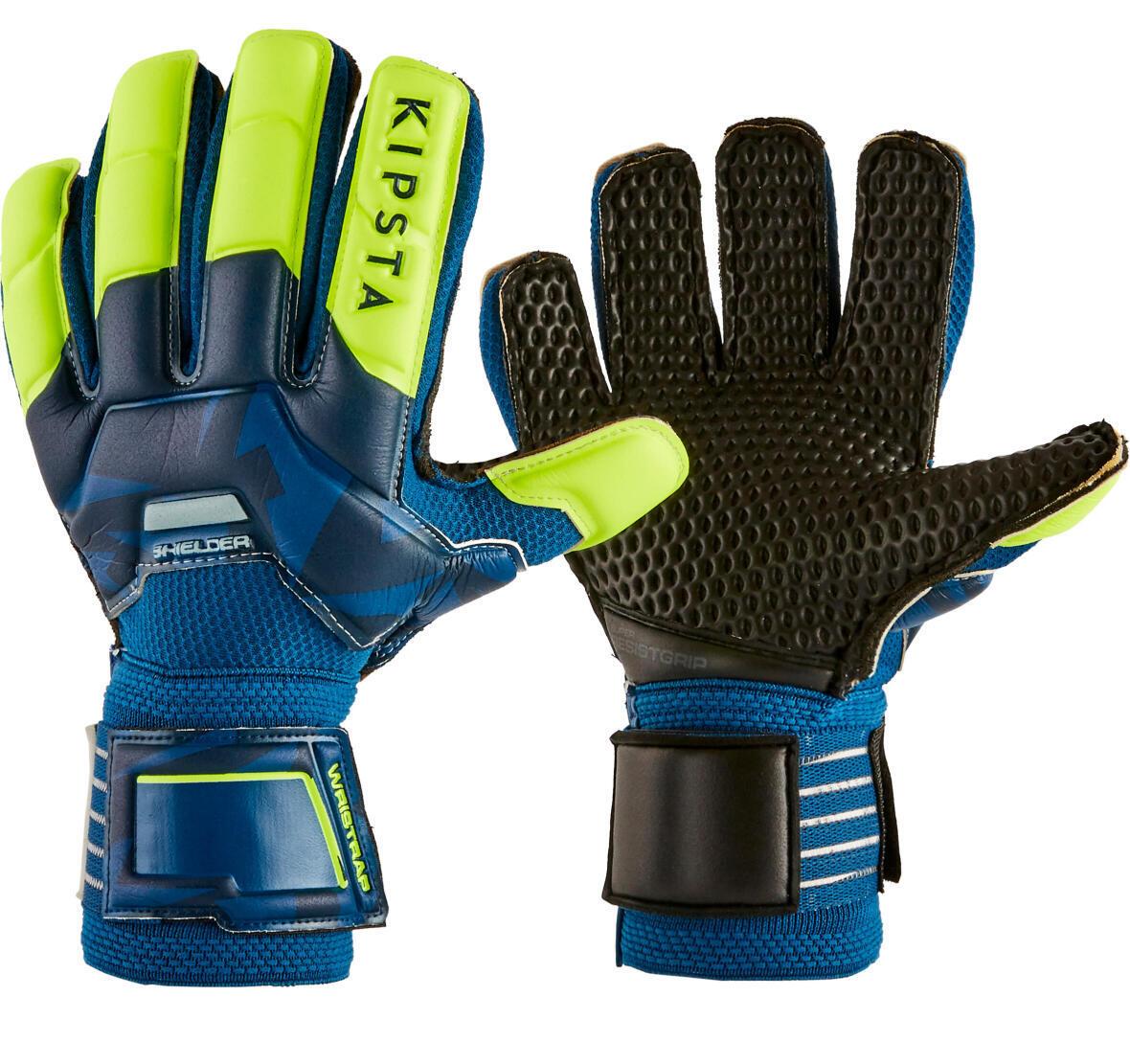 kipsta junior gloves