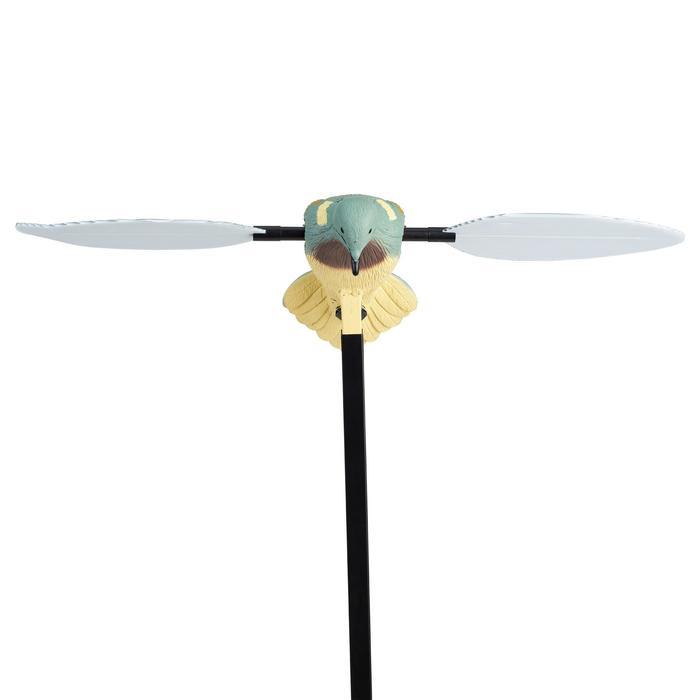 Elektrische flapper voor de jacht